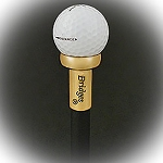 Genuine Golf Ball Walking Stick