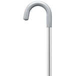 Aluminum Crook Handle Cane - Xtra Long
