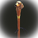 Dachshund Hiking Stick