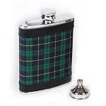 Blackwatch Tartan Flask